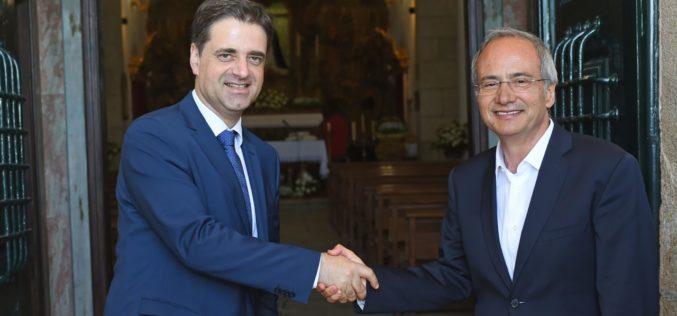 Património | Braga e Guimarães formalizam Programa Intermunicipal dos Sacromontes