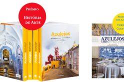 Edições | Editora Centro Atlântico galardoada com Prémio para o melhor livro sobre Azulejaria de 2017