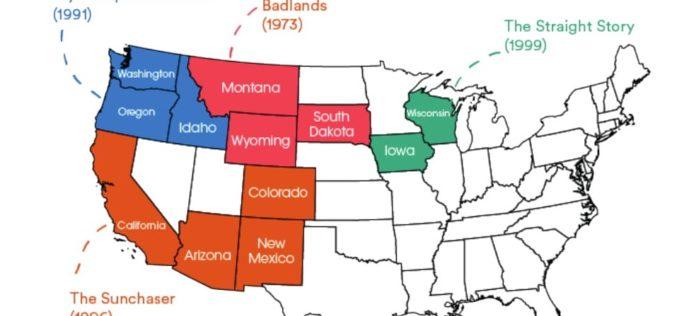 ZOOM | O resto é paisagem (norte-americana)