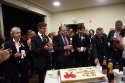 3 de Julho | Joane corta Bolo 32 e manifesta publicamente as suas ambições