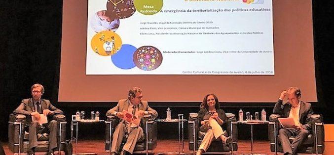 Educação | Guimarães é exemplo de práticas promotoras do sucesso educativo