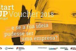 Empreender | StartUP Voucher 2018. Município apoia jovens empreendedores nas candidaturas