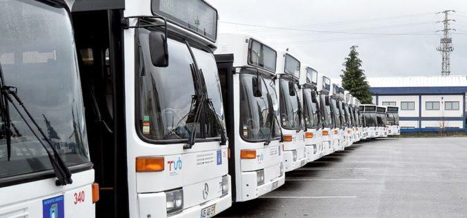 TUB | Até 2021, à sua espera, na próxima paragem, terá frota parcialmente renovada de transportes urbanos