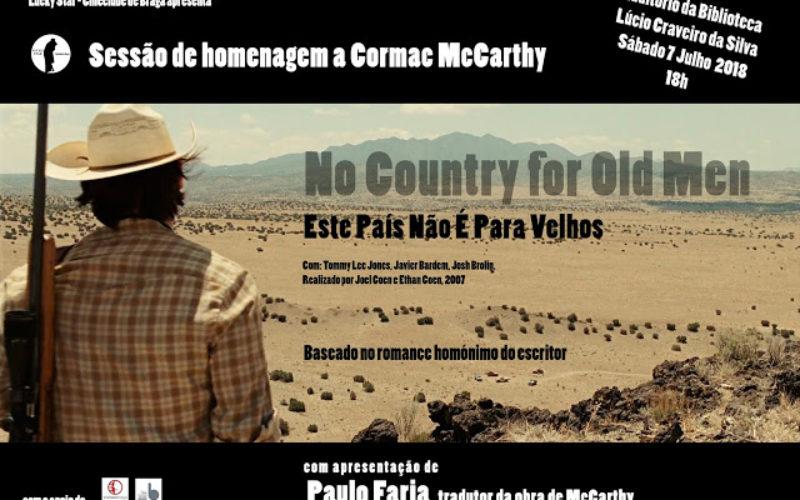 Lucky Star | Este País Não É Para Velhos (2007), de Ethan e Joel Coen (7/7, em Braga)