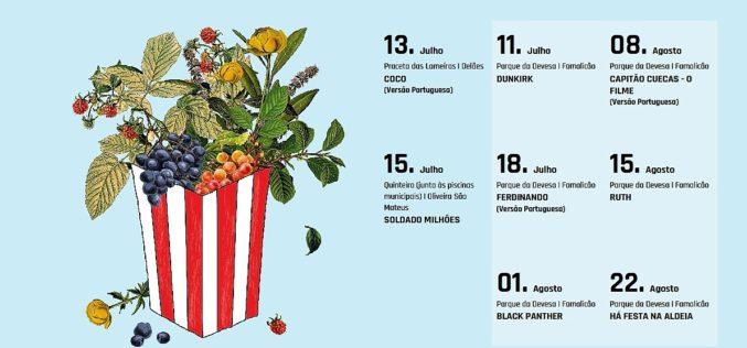 Cinema Paraíso | Cinema ao ar livre regressa mais uma vez pelas mãos do Cineclube de Joane