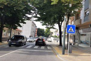 VN Online | mobilidade - Guimarães instala sistema pioneiro de passsadeiras seguras e inteligentes