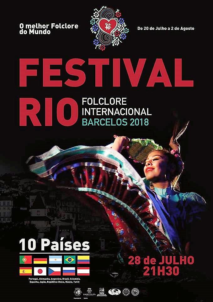 VN ONLINE | Festival do Rio, em 38ª edição, apresenta espetáculos no centro da cidade