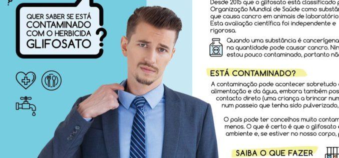 Saúde Pública | Famalicão em Transição: Quer saber se está contaminado pelo herbicida glifosato?