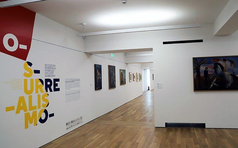 FCM | CPS. Regresso aos acontecimentos plásticos do Movimento Surrealista em primeira grande exposição