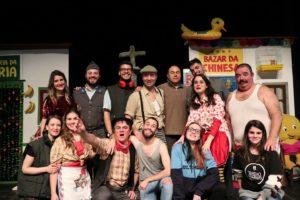 VN Online | Balugães - Teatro comunitário coloca em cena