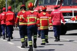 Alertas | Braga em perigo de incêndio rural devido a altas temperaturas; Governo decreta dispensa de bombeiros