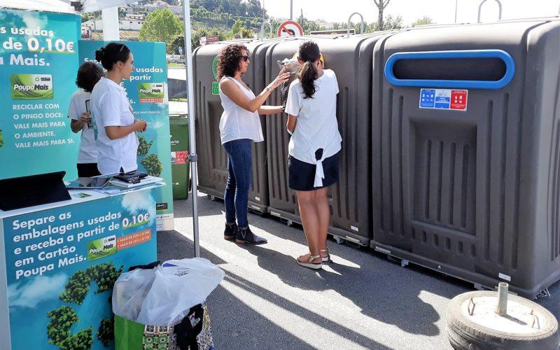 Reciclar   Receber para reciclar com a campanha 'Reciclar Vale Mais'