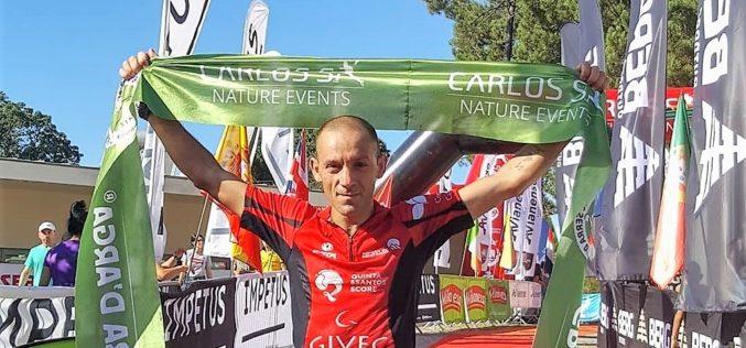 Atletismo | João Rodrigues, dos Amigos da Montanha, vence Trail Serra D'Arga