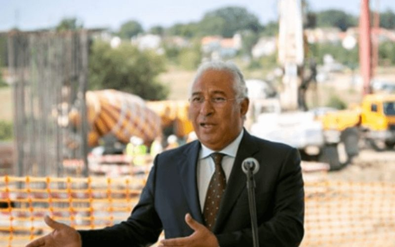 Mobilidade   António Costa: Investimento na ferrovia torna economia mais competitiva