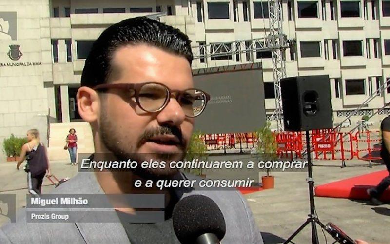 Alimentação   Prozis investe milhões e cria 1600 empregos na Maia e na Póvoa de Lanhoso