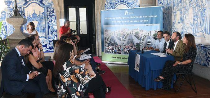 Mobilidade | Município lança projetos estruturantes para transformar práticas da população