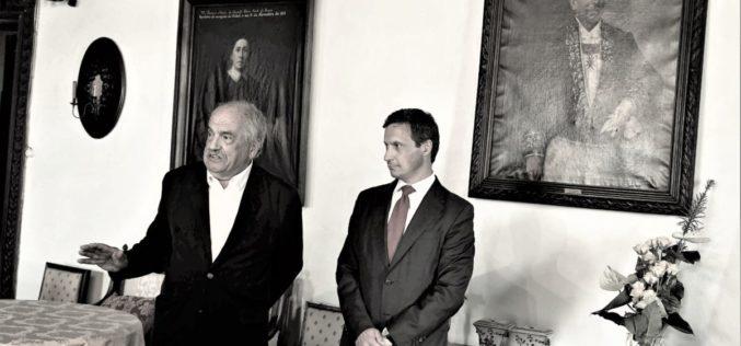 Vinhal | José de Azevedo e Menezes, grande responsável pela memória camiliana em Famalicão, foi homenageado