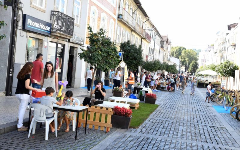 Laboratório | Dia Europeu sem Carros arrancou sorrisos à população