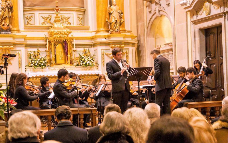 Música | 'Descentra'. Concertos comentados nas freguesias de Braga