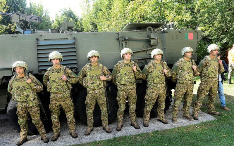 Portugalidade | Exército afirma-se como símbolo nacional e parceiro de inovação tecnológica a partir de Guimarães