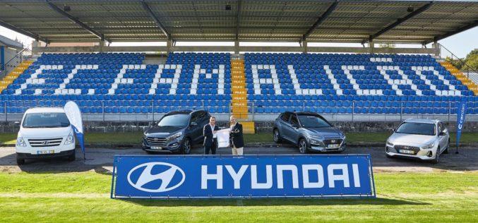 Futebol | FC Famalicão e Hyundai estabelecem pareceria