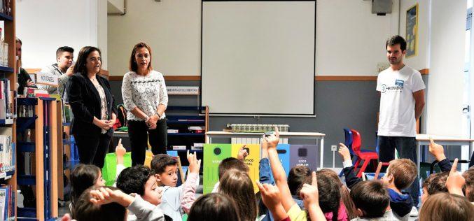 Ambiente | Ação de sensibilização nas escolas de Guimarães para a recolha seletiva de resíduos