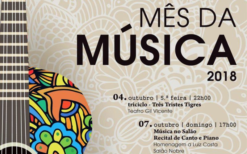 Música | 'Mês da Música' inunda Barcelos em outubro