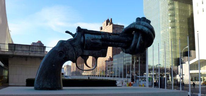 Violência | A Não-Violência, Mito ou Realidade?