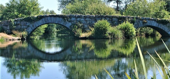 Património | Ponte das Tábuas, no Caminho de Santiago, passa a ser pedonal
