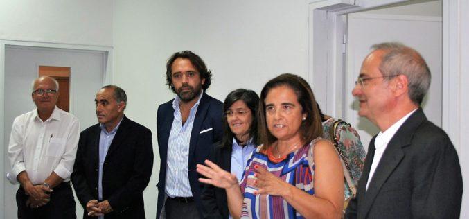 Ensino | Salas de Aprendizagem Inovadoras inauguradas no Agrupamento de Escolas Virgínia de Moura
