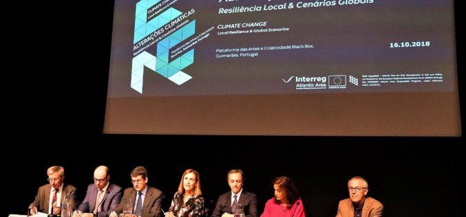 Alterações Climáticas | Guimarães na linha da frente do debate sobre a 'Resiliência Local & Cenários Globais'