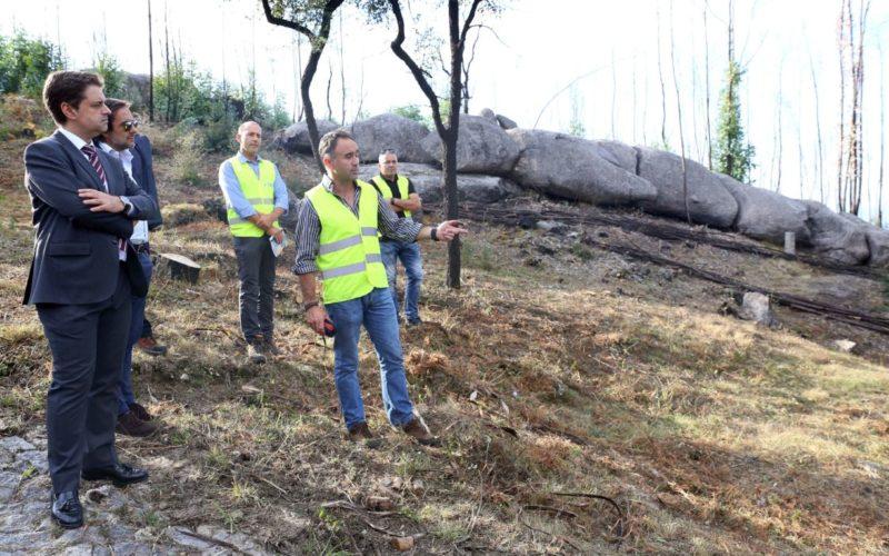 Água & Solo | Município de Braga investe na proteção dos recursos hídricos das zonas afetadas por incêndios em 2018