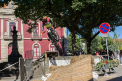 Cycling | Espetacularidade, chave do Downhill Urbano e Trial Bike de Paredes de Coura