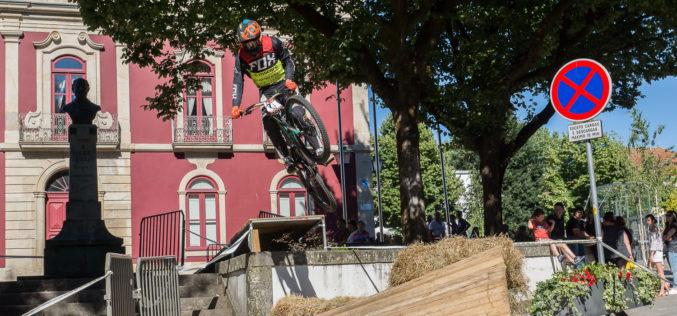 Cycling | Espetacularidade, chave do Downhill Urbano e Trial Bike de Paredes de Coura