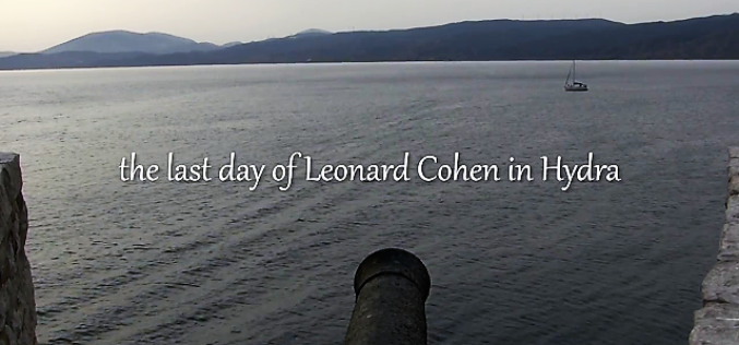 Lucky Star | The Last Day of Leonard Cohen in Hydra, de Mário Fernandes