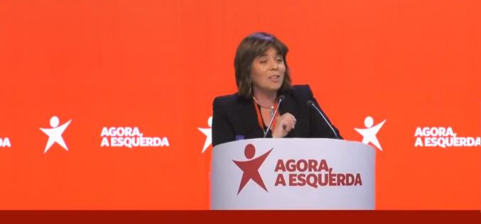 Bloco | Catarina Martins: Seremos Governo quando o povo quiser