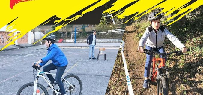ES de Barcelinhos | 'Barcelos Sobre Rodas' vence OP Escolar Concelhio