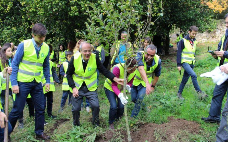 Ambiente | Freguesia da Costa apresentou este sábado a Brigada Verde