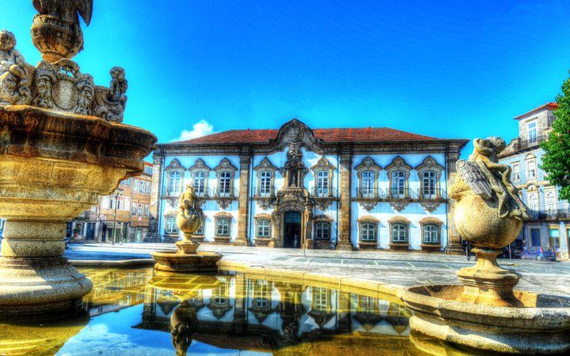 Cidades   Braga e Santiago de Compostela preparam acordo de geminação
