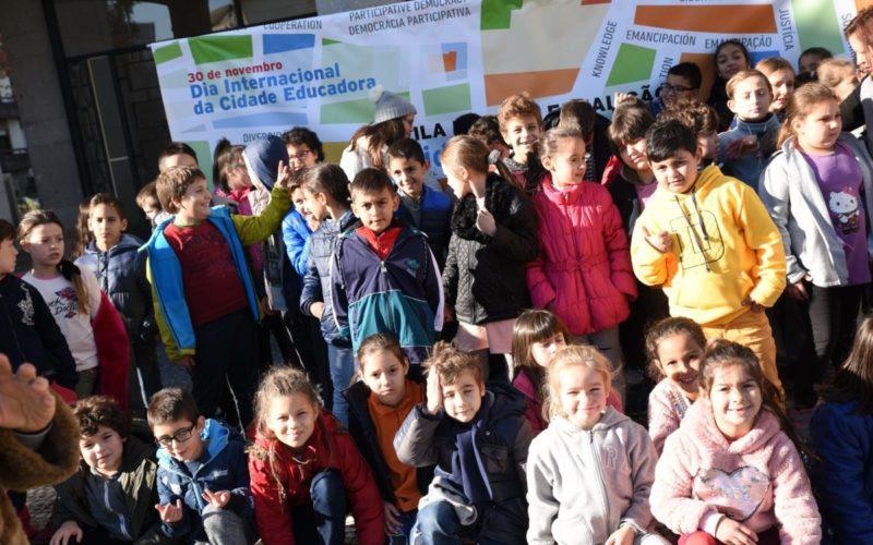 Educação   'A Cidade educa?' – pergunta Famalicão em conferência no Dia Internacional das Cidades Educadoras