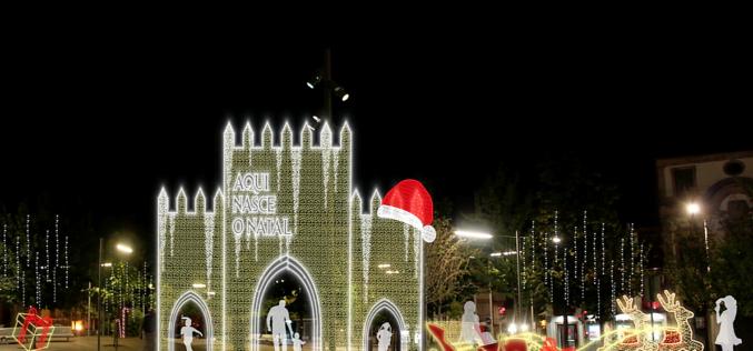 Natal | 'Guimarães, Cidade Natal' nasce a 1 de dezembro