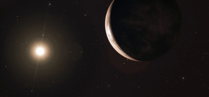 Planetas | Uma super-Terra aqui tão perto