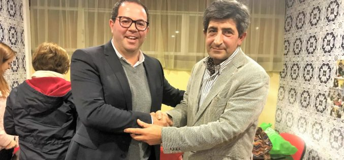 Couros | Miguel Oliveira é novo rosto da intervenção social da Comissão Social Interfreguesias