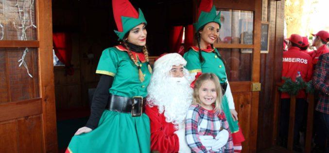 Natal | Pai Natal chega a Famalicão neste domingo