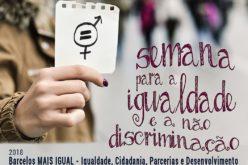 Cidadania | Semana para a Igualdade e a não Discriminação assinalada com Barcelos MAIS IGUAL