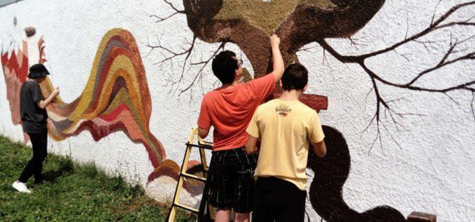 Urban Youth | Lendas e tradições de Famalicão recriadas em arte urbana espalhada pelas freguesias do concelho