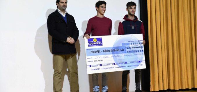 Ensino | Domingos Mendes e Jorge Oliveira, de Joane, vencem 'O Meu Projeto é Empreendedor'