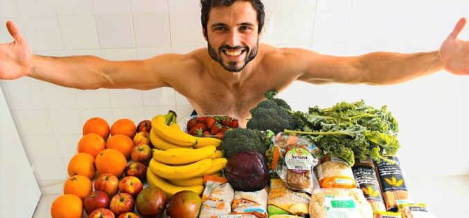 Alimentação | Dieta vegana no desporto