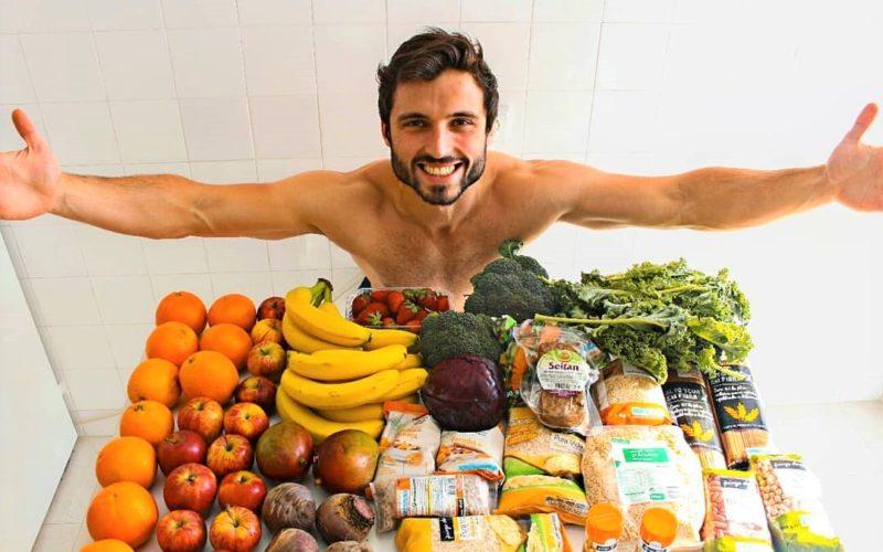 Alimentação   Dieta vegana no desporto
