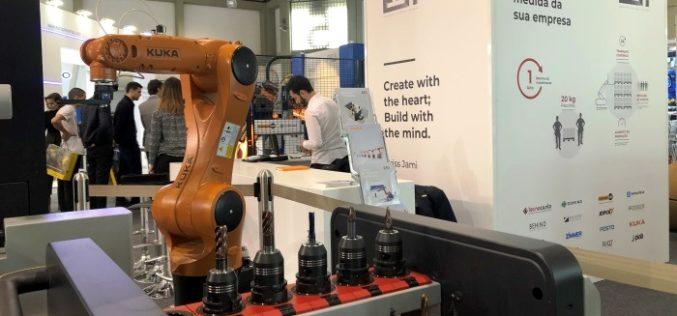 Indústria | Empresas de Famalicão apresentam novidades da robótica na EMAF